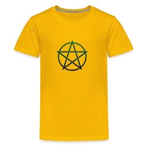 GreenPentagram - T-shirt premium pour ados