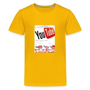Brady Allaby Vlogs - Kids' Premium T-Shirt