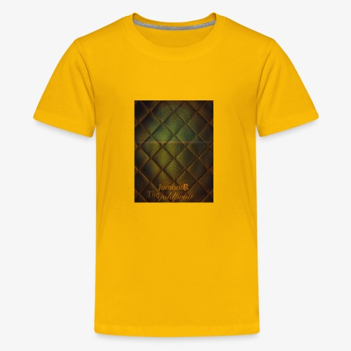 JumondR The goldprint - Kids' Premium T-Shirt