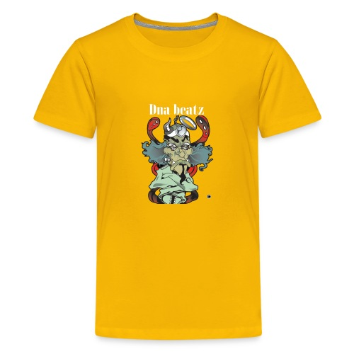 dna beatz logo png - Kids' Premium T-Shirt