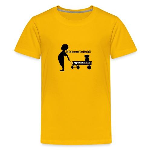 Kid Trailer - Kids' Premium T-Shirt