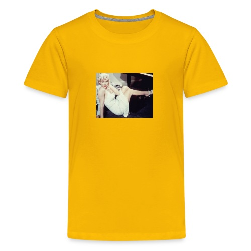 Marilyn Monroe Objects - Kids' Premium T-Shirt