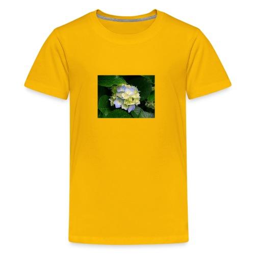 its a flower shirt - Kids' Premium T-Shirt