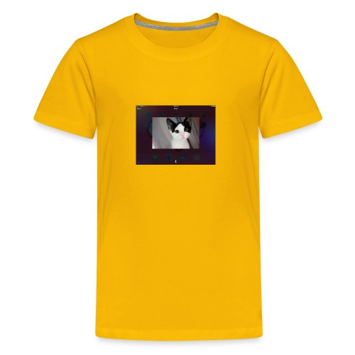 Tineey cat - Kids' Premium T-Shirt