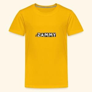 Zammy - Kids' Premium T-Shirt