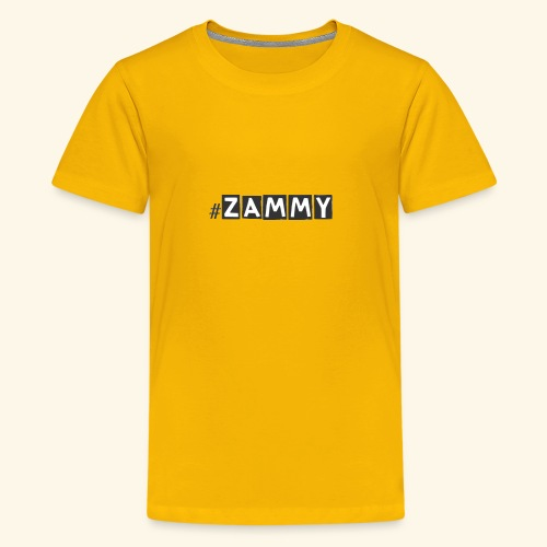 Zammy - Kids' Premium T-Shirt
