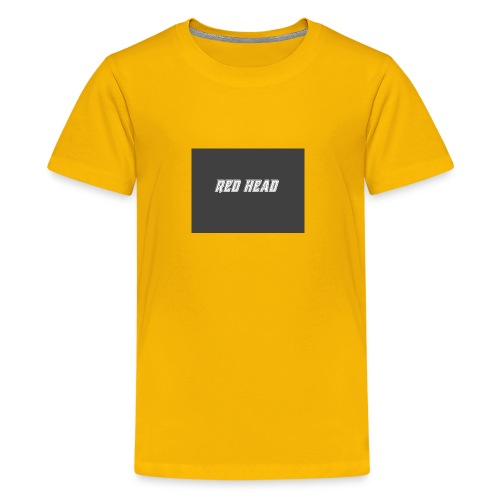 redheadmerch - Kids' Premium T-Shirt