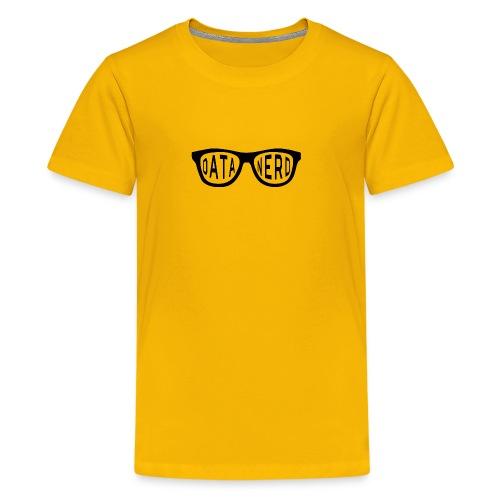 Data Nerd Computer Geek - Kids' Premium T-Shirt