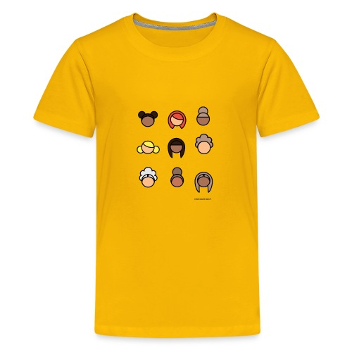 CHOCOLATE MILK Ladies - Kids' Premium T-Shirt