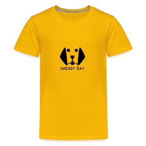 Sheddy Day - Kids' Premium T-Shirt