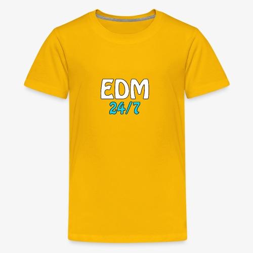 EDM 24/7 - Kids' Premium T-Shirt