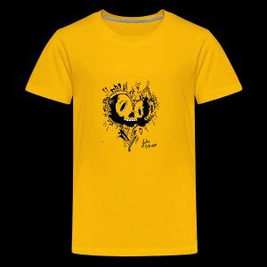 cubico skull - Kids' Premium T-Shirt