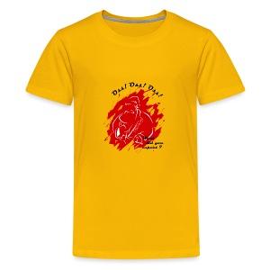 Santa_claus_V1 - Kids' Premium T-Shirt