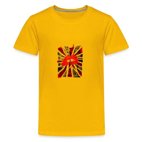 All Roads Lead To A Kiss - Kids' Premium T-Shirt