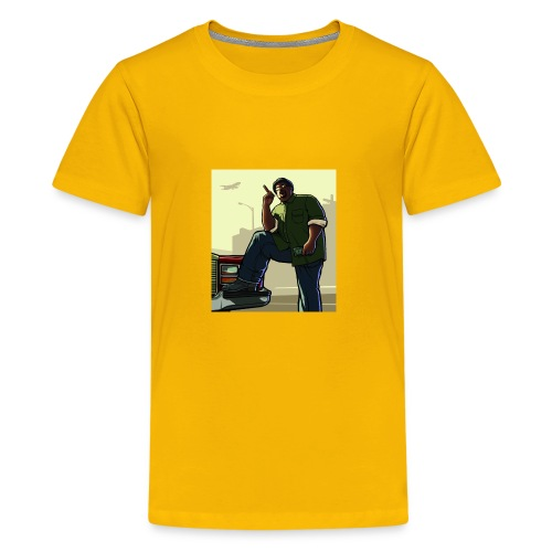 Big Smoke Sa - Kids' Premium T-Shirt