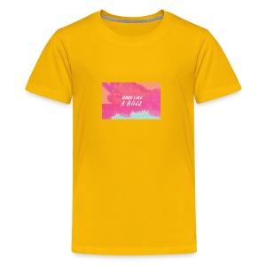 work it - Kids' Premium T-Shirt