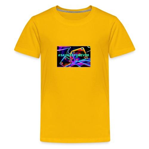 savageforlife - Kids' Premium T-Shirt