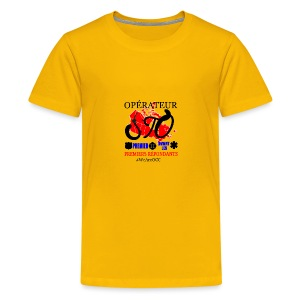 Operateur STO plus size - Kids' Premium T-Shirt