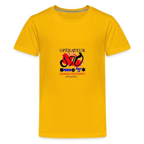 Operateur STO plus size - Kids' Premium T-Shirt