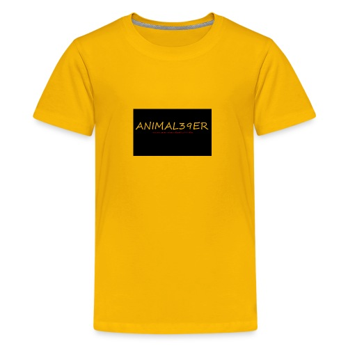 Animal39er with link - Kids' Premium T-Shirt