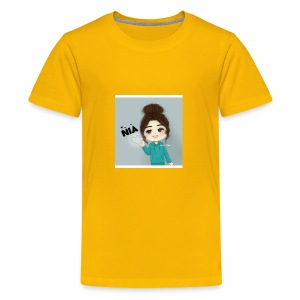NIA FAMILY - Kids' Premium T-Shirt