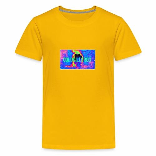 Screenshot 2017 07 22 23 13 37 - Kids' Premium T-Shirt