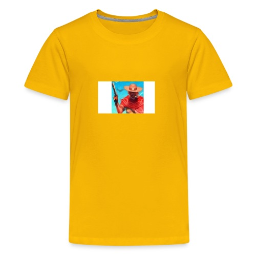 Nuero profile pic - Kids' Premium T-Shirt