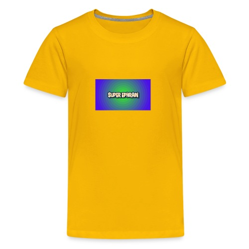 my youtube logo - Kids' Premium T-Shirt