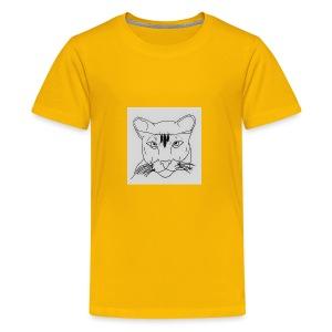 Lioness - Kids' Premium T-Shirt