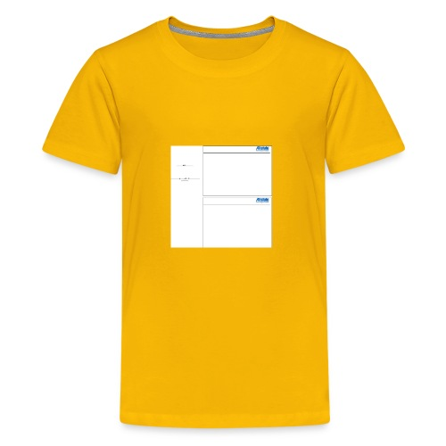 anjel - Kids' Premium T-Shirt