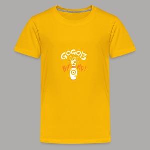 GOGO13 Hit Me! - Kids' Premium T-Shirt