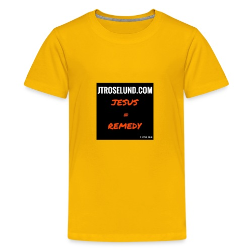 JTRoselund.com Merchandise - Kids' Premium T-Shirt