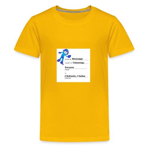 We Are Getting Sued - Kids' Premium T-Shirt