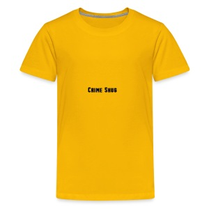 Crime Shug - Kids' Premium T-Shirt