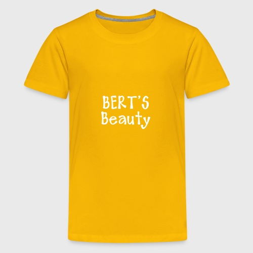 Bert's Beauty - Kids' Premium T-Shirt