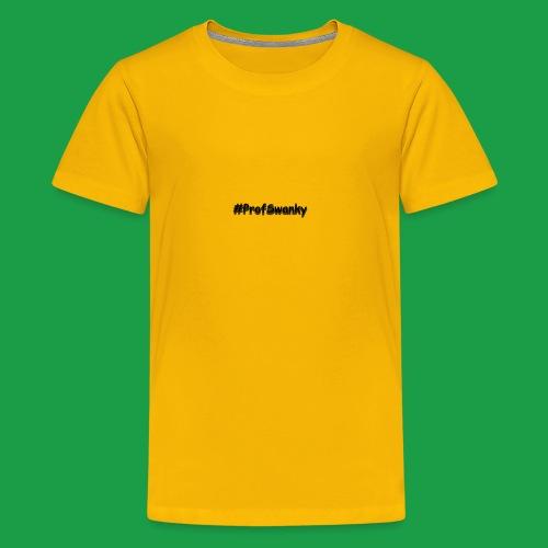 #ProfSwanky - Kids' Premium T-Shirt