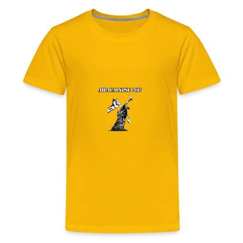 AIPACALYPSE Shirt - Kids' Premium T-Shirt