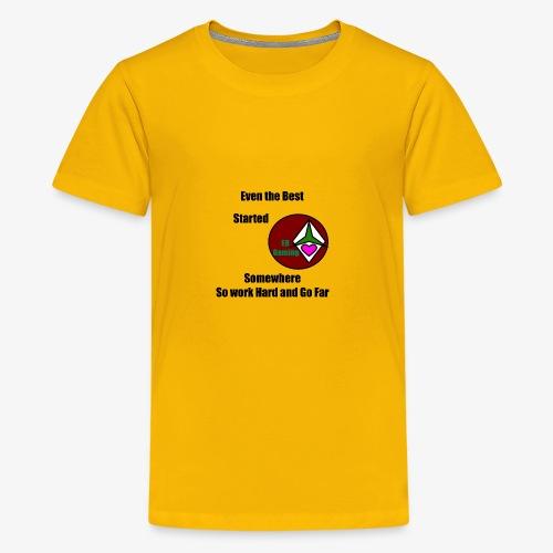 E8 Inspiration - Kids' Premium T-Shirt