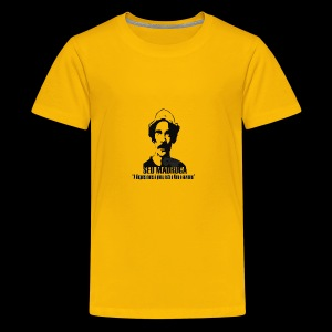 Camiseta seu madruga - Kids' Premium T-Shirt
