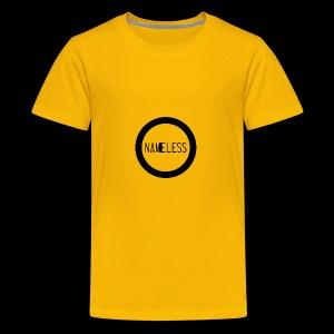 Plain Nameless Logo - Kids' Premium T-Shirt
