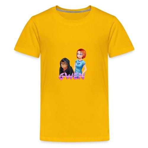Gwen - Kids' Premium T-Shirt