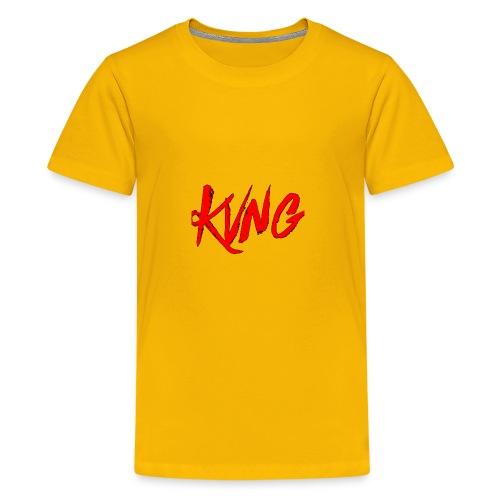 KVNG clothing ENT - Kids' Premium T-Shirt