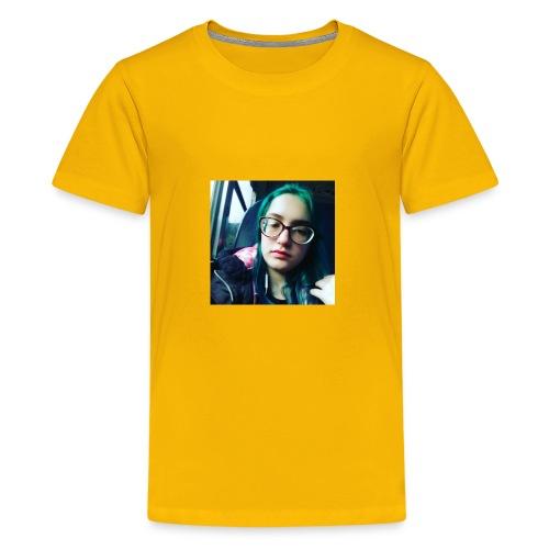 The Awesomeness Bus Selfie - Kids' Premium T-Shirt