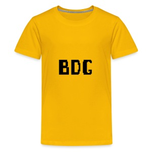 BDG 8-Bit Design - Kids' Premium T-Shirt