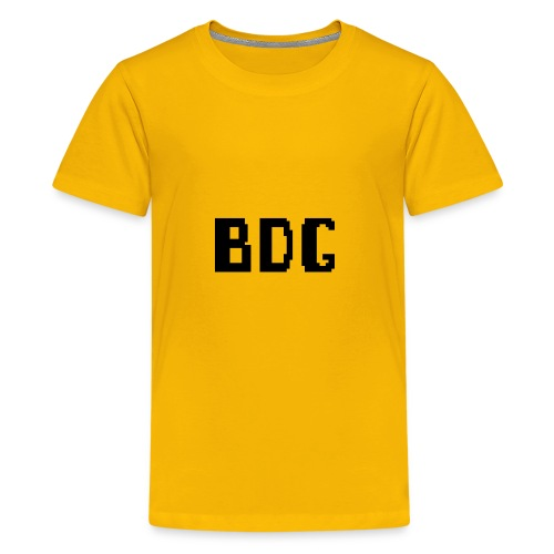 BDG 8-Bit Design - Kids' Premium T-Shirt