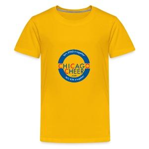 ChicagoCheer.Com - Kids' Premium T-Shirt
