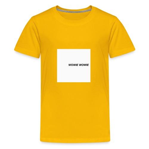 Wowie - Kids' Premium T-Shirt