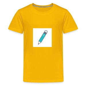 No Pencils - Kids' Premium T-Shirt