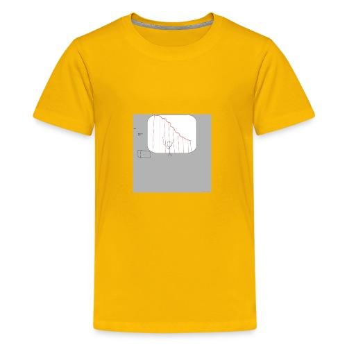Stock Cover Art - Kids' Premium T-Shirt