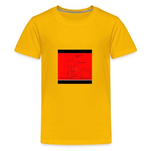 No More Games - Kids' Premium T-Shirt